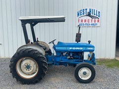 Tractor For Sale 1985 Ford 3910 , 50 HP