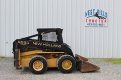 Skid Steer For Sale 1996 New Holland LX865 , 60 HP