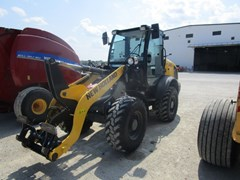 Wheel Loader For Sale 2018 New Holland W80C HS , 70 HP