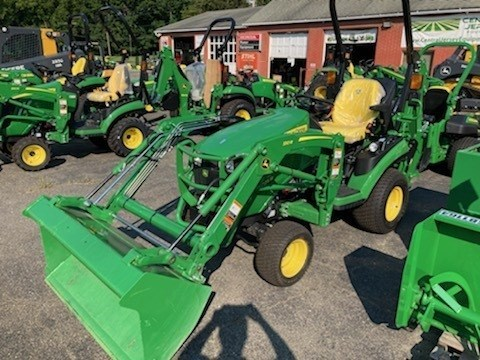 2021 John Deere 1025R TLB Tractor - Compact Utility For Sale