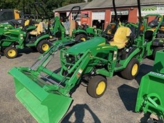 Tractor - Compact Utility For Sale 2021 John Deere 1025R TLB , 25 HP