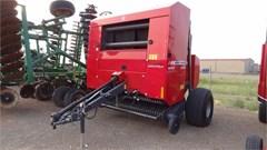 Baler-Round For Sale 2018 Massey Ferguson 2956A