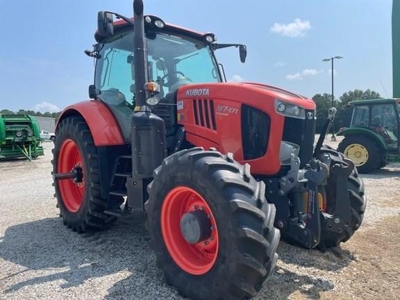 2017 Kubota M7-171 Tractor - Row Crop For Sale