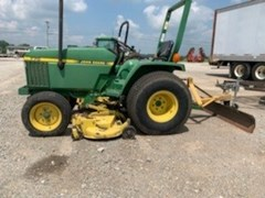 Tractor - Compact Utility For Sale 1996 John Deere 770