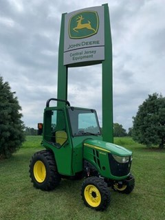 Tractor - Compact Utility For Sale 2018 John Deere 3032E , 32 HP