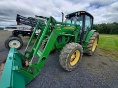 Tractor - Utility For Sale:  2008 John Deere 6430 Premium , 115 HP