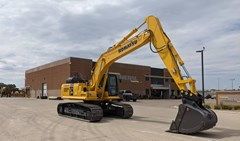 Excavator For Sale 2021 Komatsu PC290LC-11