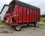 Forage Boxes and Blowers For Sale: 2013 Meyer 4516