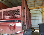 Forage Boxes and Blowers For Sale: International 120