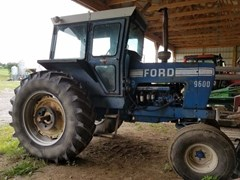 Tractor - Row Crop For Sale:  Ford 9600