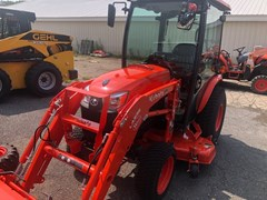 Tractor - Compact Utility For Sale 2021 Kubota LX3310HSDC , 33 HP