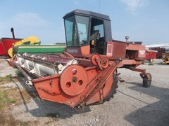 Windrower-Self Propelled For Sale Hesston 6650