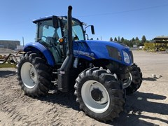 Tractor For Sale 2021 New Holland TS6.140