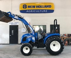 Tractor - Compact Utility For Sale:  2015 New Holland BOOMER 41 , 40 HP