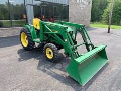 Utility Vehicle For Sale John Deere 4400