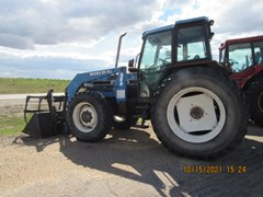 Tractor For Sale 1997 Ford 8240SLE MFD