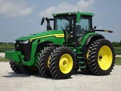 Tractor - Row Crop For Sale 2020 John Deere 8R 370 , 370 HP