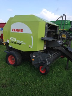 Baler-Round For Sale 2012 CLAAS 350RC