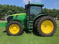 Tractor - Row Crop For Sale 2017 John Deere 7310R , 310 HP
