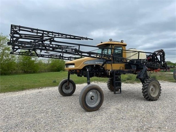 2011 Spra-Coupe 4660 Sprayer-Self Propelled For Sale