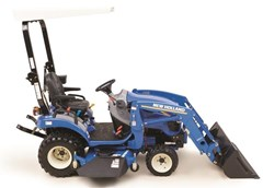 Tractor - Compact Utility For Sale 2021 New Holland Workmaster 25S + 100LC LDR + 160GMS MMM , 25 HP