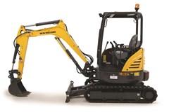 Excavator-Mini For Sale 2020 New Holland E30C , 24.799999237061 HP