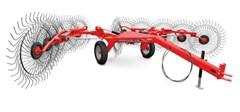 Tedder Rake For Sale 2021 Kuhn SR110 GII