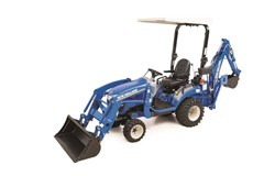 Tractor - Compact Utility For Sale 2021 New Holland Workmaster 25S + 100LC LDR + 905GBL BH , 24.700000762939 HP