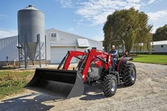 Tractor For Sale 2021 Case IH Farmall 105A Poultry , 112 HP