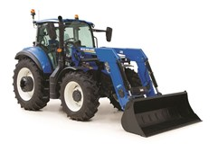 Tractor For Sale 2022 New Holland T5.120 Electro-Command , 117 HP