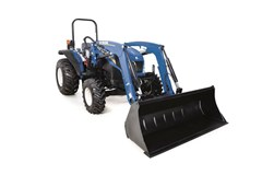 Tractor For Sale 2020 New Holland Workmaster 120 Poultry , 105 HP