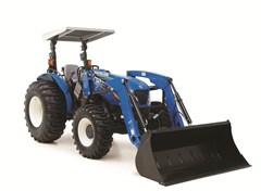 Tractor For Sale 2021 New Holland Workmaster 60 , 60 HP