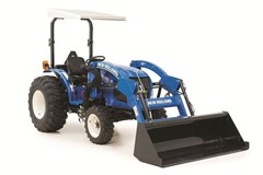 Tractor - Compact Utility For Sale 2021 New Holland Workmaster 35 , 35 HP
