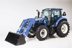 Tractor For Sale 2021 New Holland T5.120 Dual-Command , 120 HP