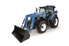 Tractor For Sale 2022 New Holland Workmaster 120 , 120 HP