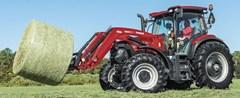 Tractor For Sale 2021 Case IH Maxxum 125 , 125 HP