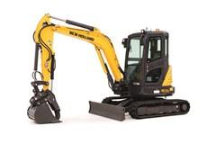 Excavator-Mini For Sale 2021 New Holland E37C , 24.39999961853 HP