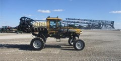 Sprayer-Self Propelled For Sale 2010 Spra-Coupe 4460