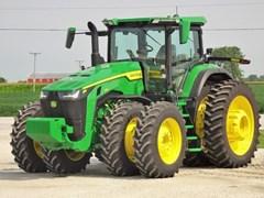 Tractor - Row Crop For Sale 2020 John Deere 8R 340 , 340 HP