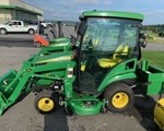 Tractor - Compact Utility For Sale: 2017 John Deere 1025R, 25 HP