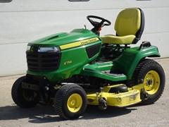 Riding Mower For Sale 2014 John Deere X754 , 24 HP