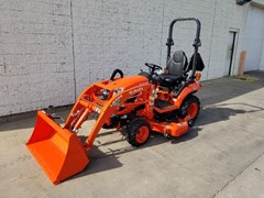 Tractor - Compact Utility For Sale 2021 Kubota BX2380R14V60D-1