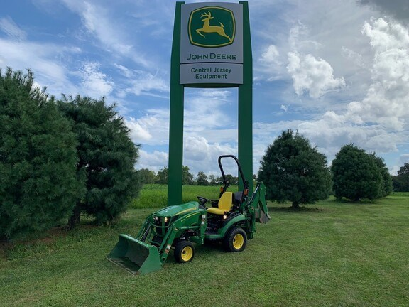 2018 John Deere 1025R TLB Tractor - Compact Utility For Sale