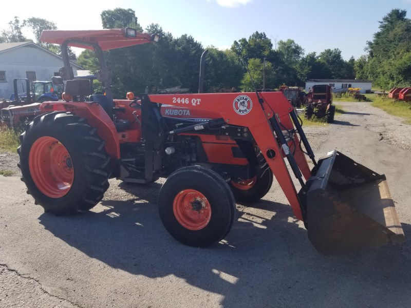 Kubota M6800 R2L Tractor For Sale