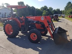 Tractor For Sale Kubota M6800 R2L , 68 HP