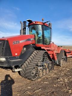 Tractor For Sale 2010 Case IH STEIGER 535