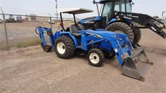 Tractor For Sale 2007 New Holland T1520 , 35 HP