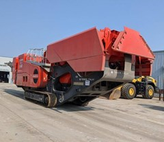 Crusher - Impact For Sale 2021 Finlay I-140