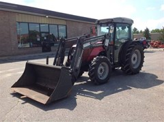 Tractor For Sale 2003 Massey Ferguson 3350F-4 , 88 HP