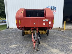 Baler-Round For Sale 2005 New Holland BR770